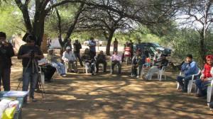 Encuentro Zonal  Wichí Laguna Yema 6