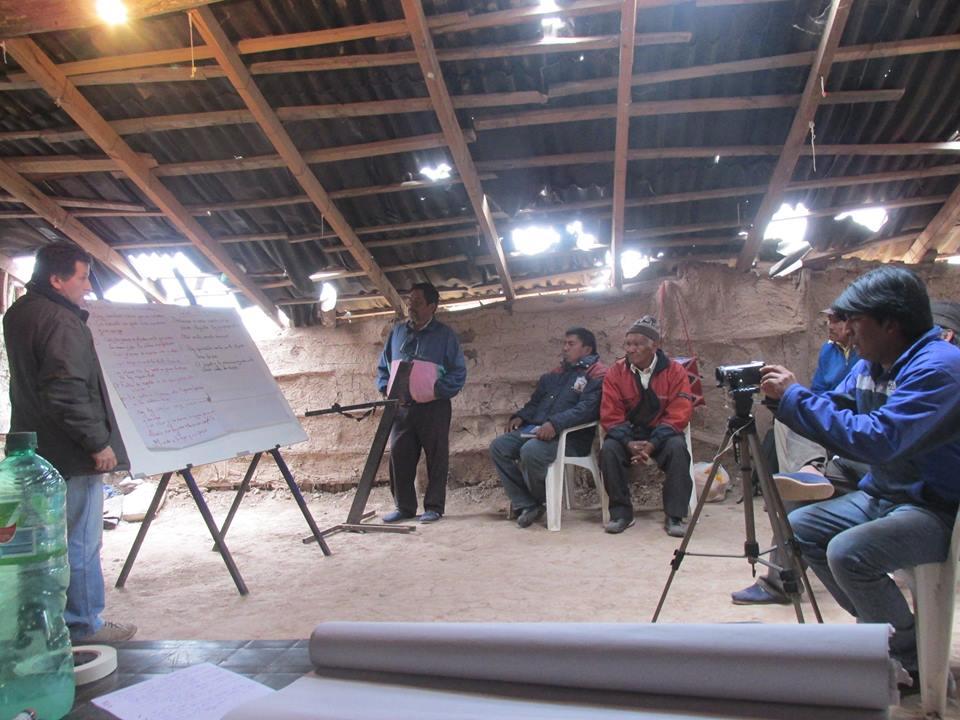 Encuentro Zonal Wichí Las Lomitas 1